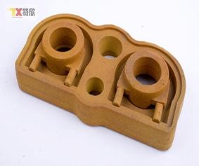 水泵配件砂型
