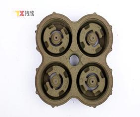 水泵叶轮砂型