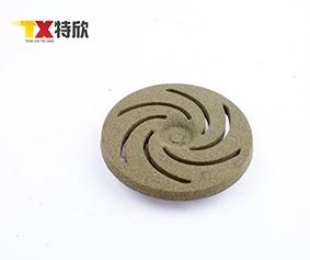 铸件与砂型