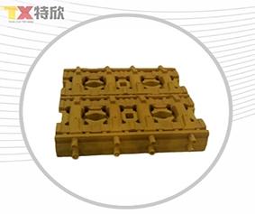 液压机械砂型
