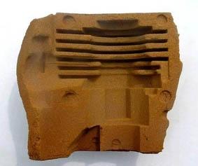 铸造覆膜砂成型概述